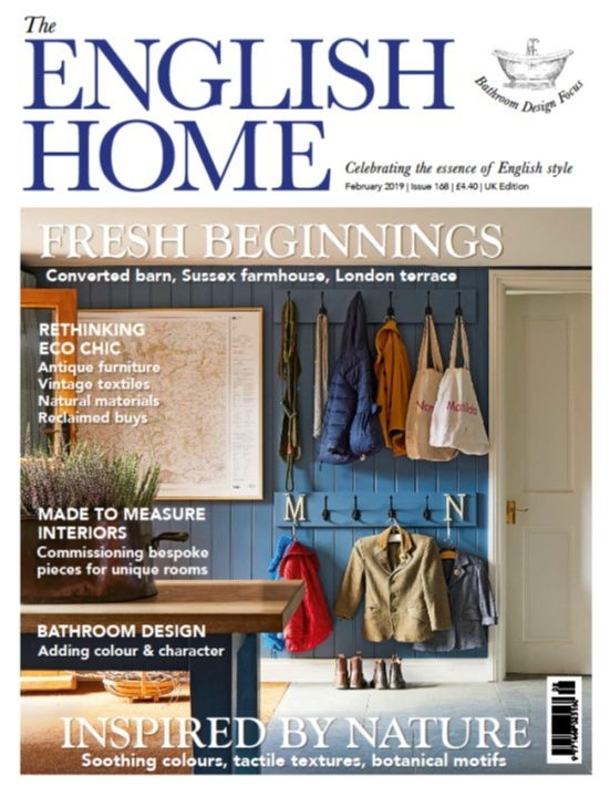 THE ENGLISH HOME FEBRUARY 2019