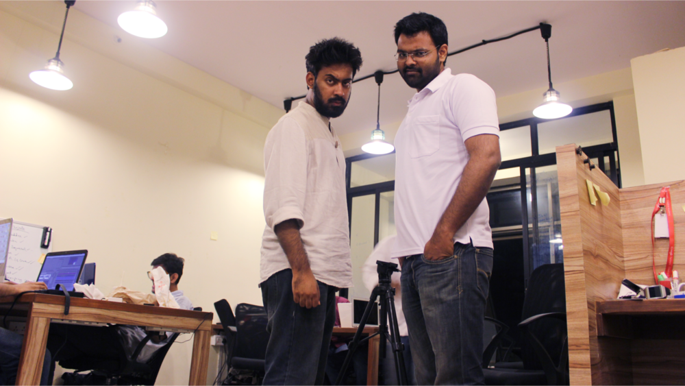 Brothers from other startups: Ansh (LFW) and Saiprasad (Nightly Builds)
