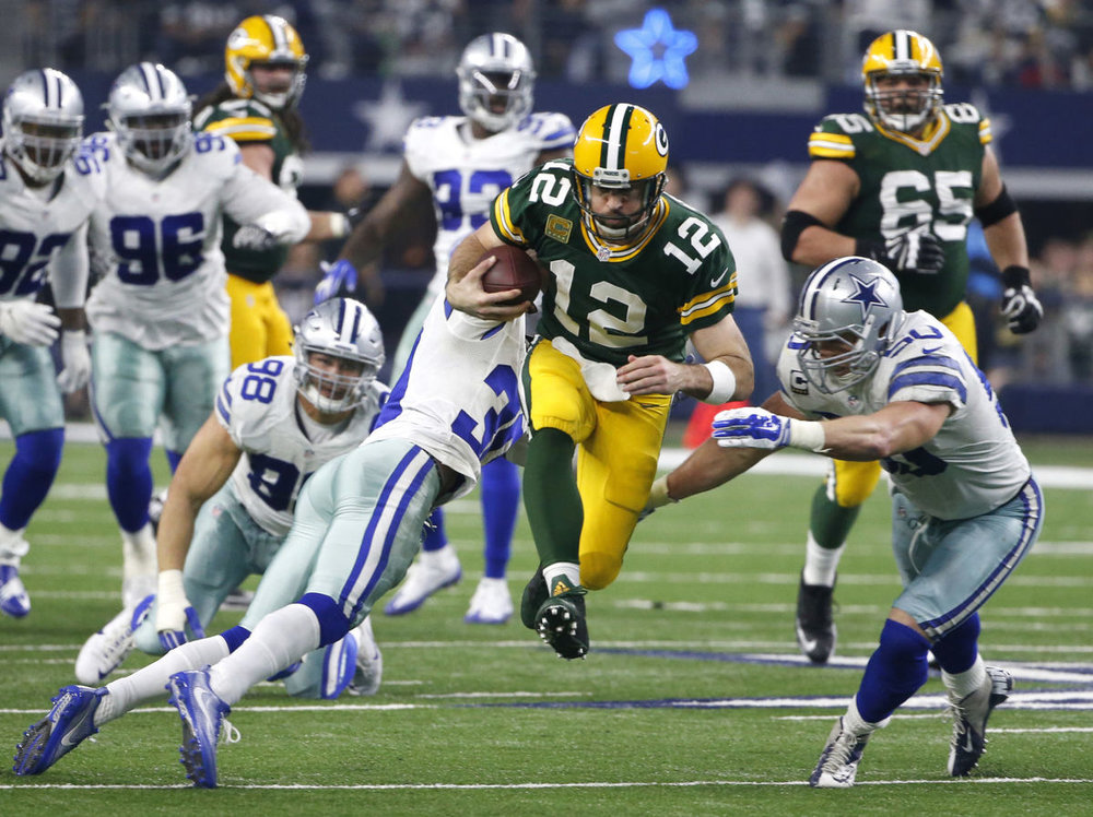 PackersCowboys - 1:25 PM