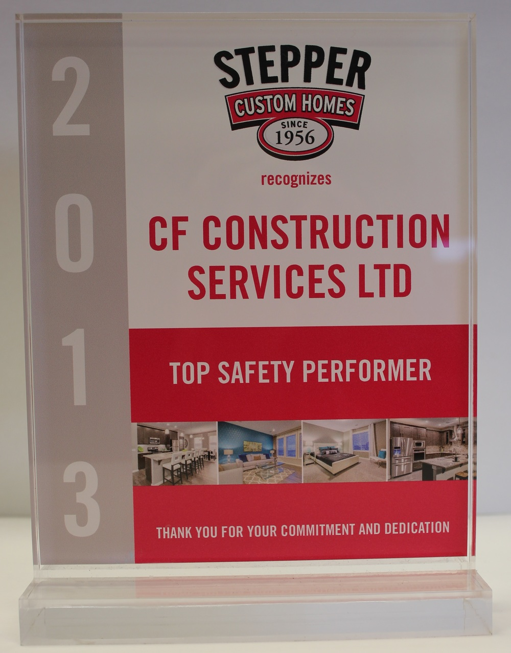 2014 Top Safety Performer