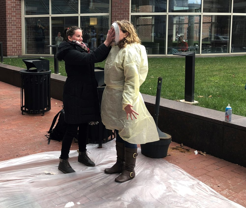 Kelly Jordan-Sciutto pied by Kate Palozola