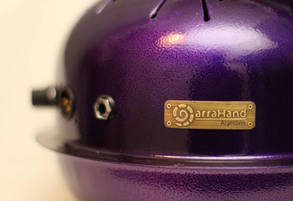 Purple Garrahand