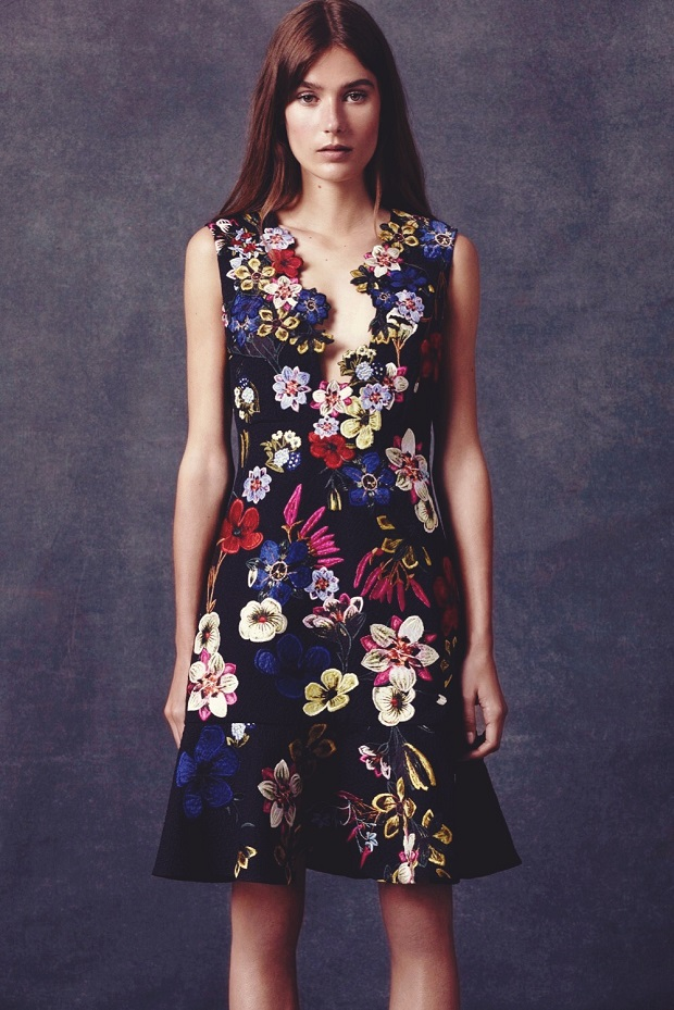 Spring Summer Fashion Trends Embroidered Dresses London