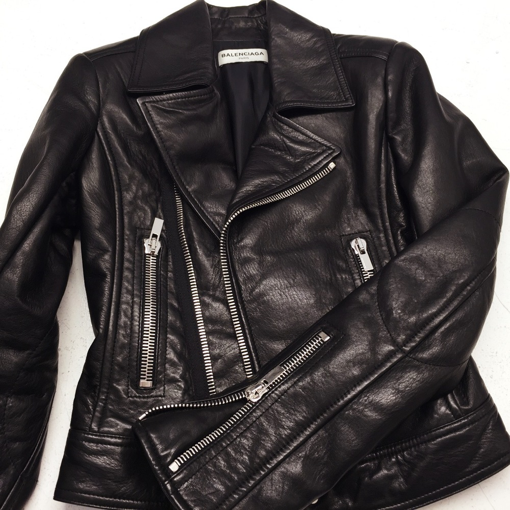 Leather jackets alterations