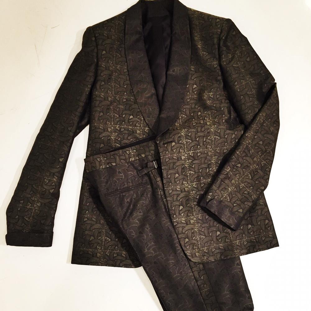 Louis Vuitton Suit