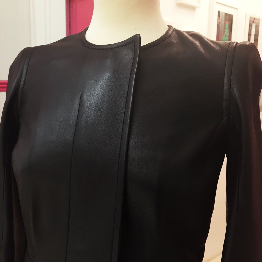 ... We'll take-in the side seams starting from the armholes to nothing at the hem...