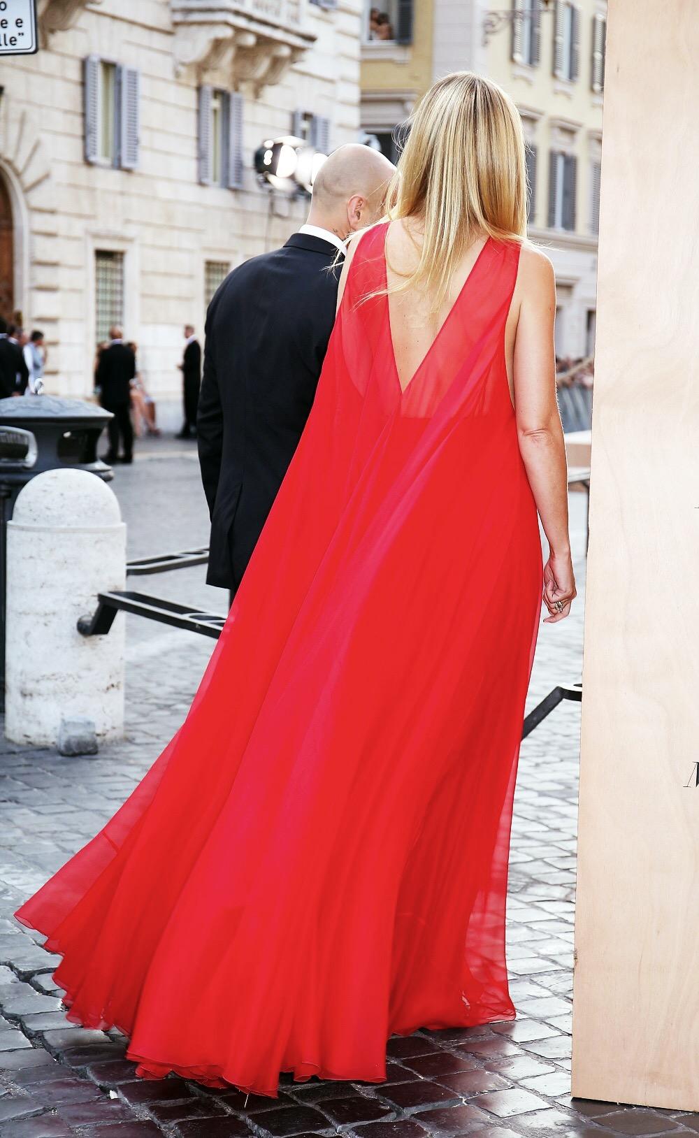 Red Carpet Fashion Dresses