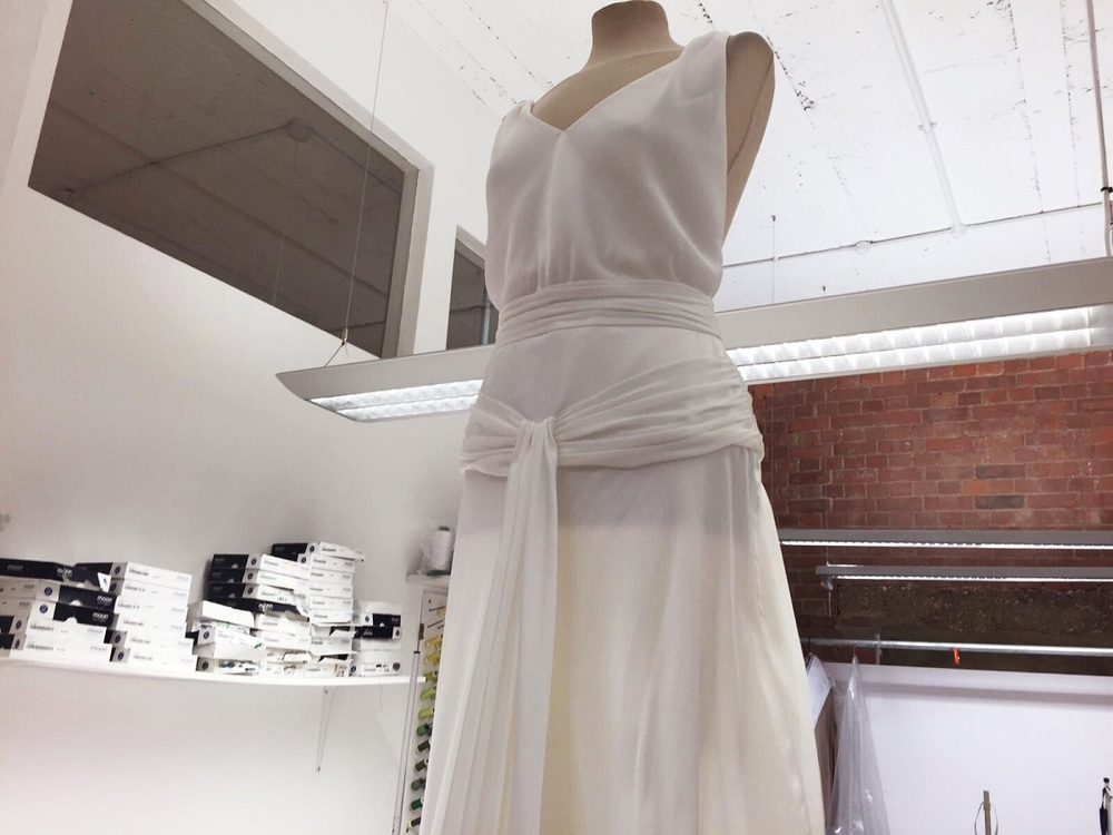When To Get Your Wedding Dress Altered