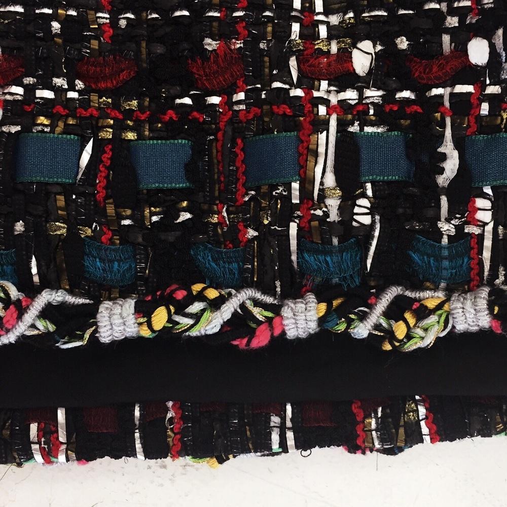 Chanel Tweed Fabric
