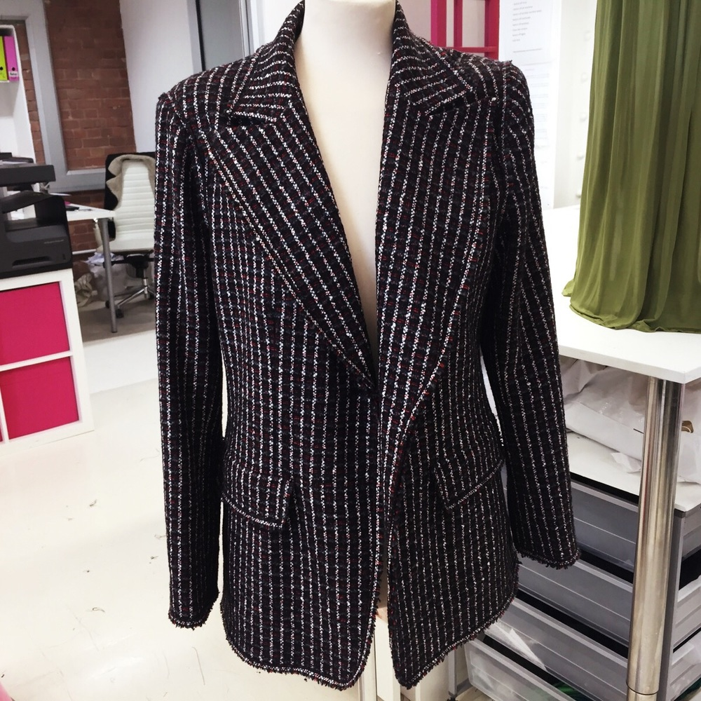 Tweed Jacket Chanel