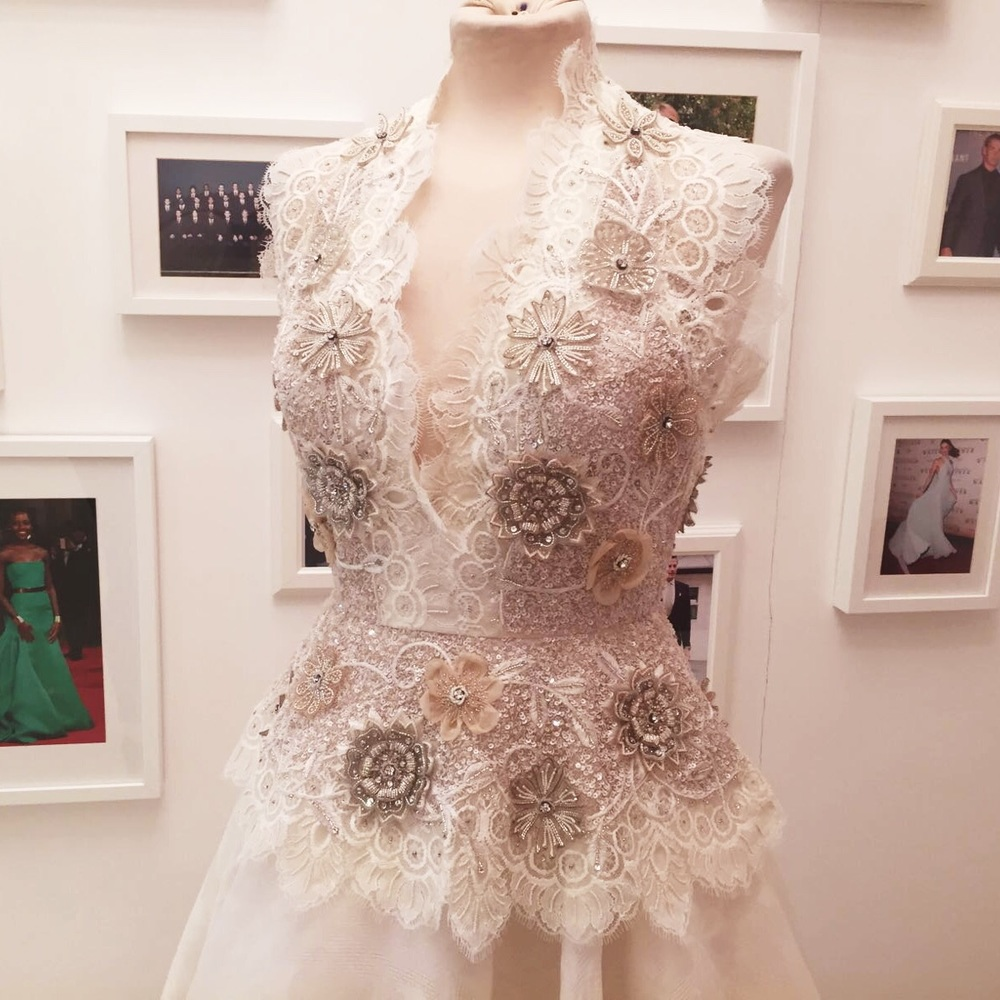 Couture Wedding Dresses Inspiration London Fitting Rooms