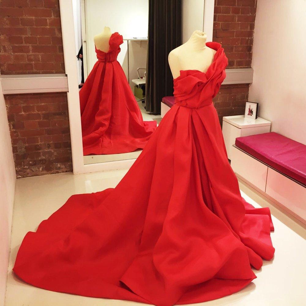 Rachel Gilbert Dress