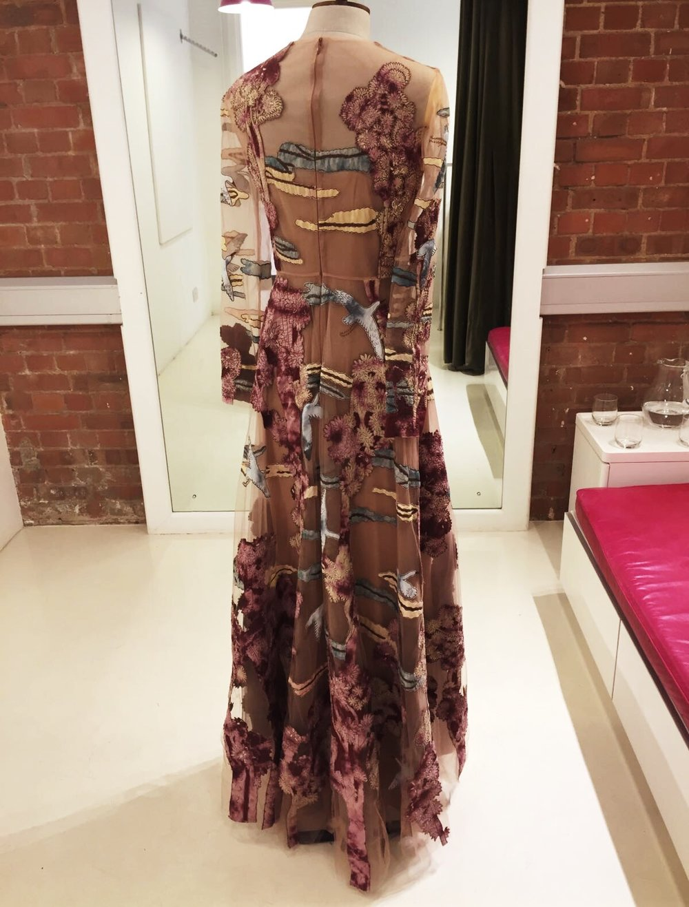 Valentino Gown