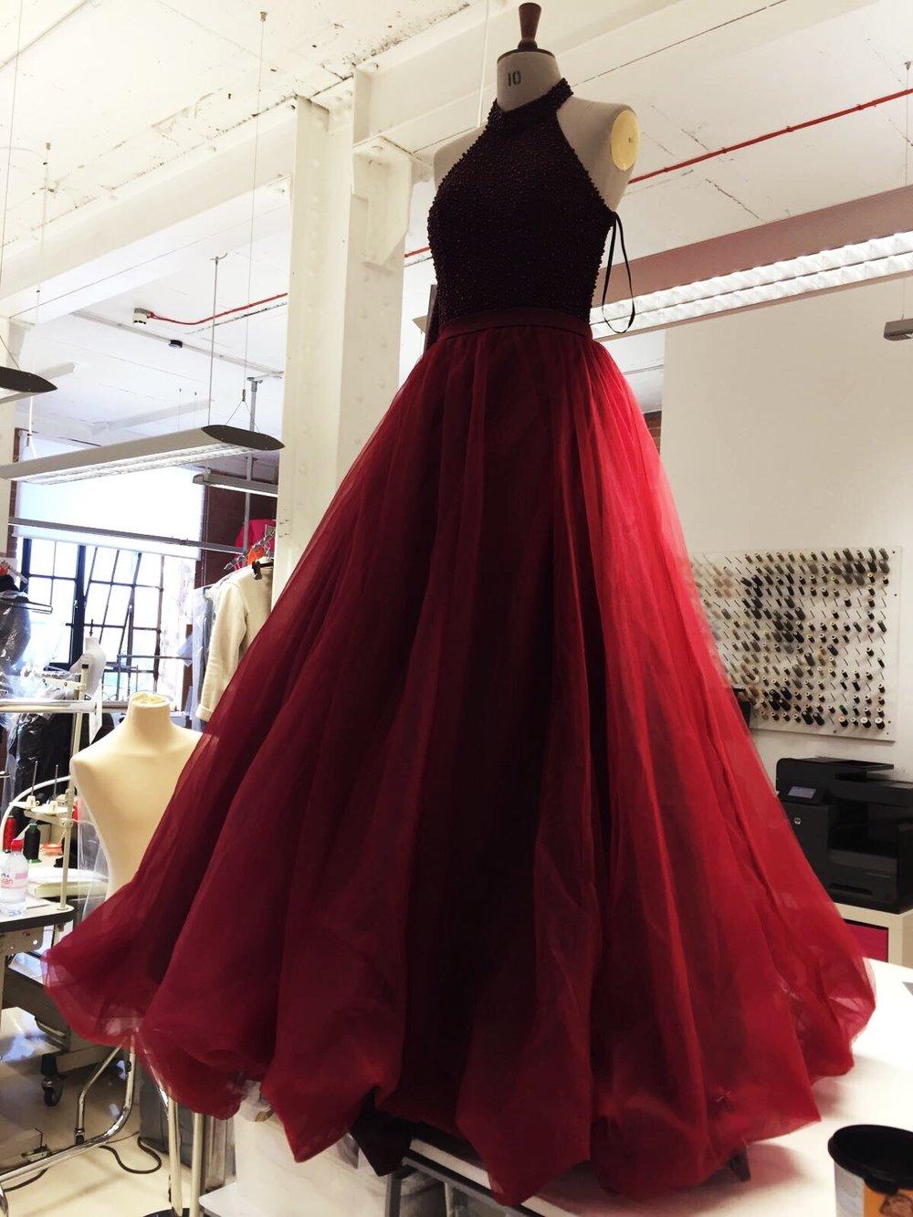 Hem Dress