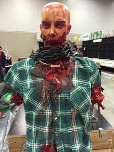 Very good zombie.