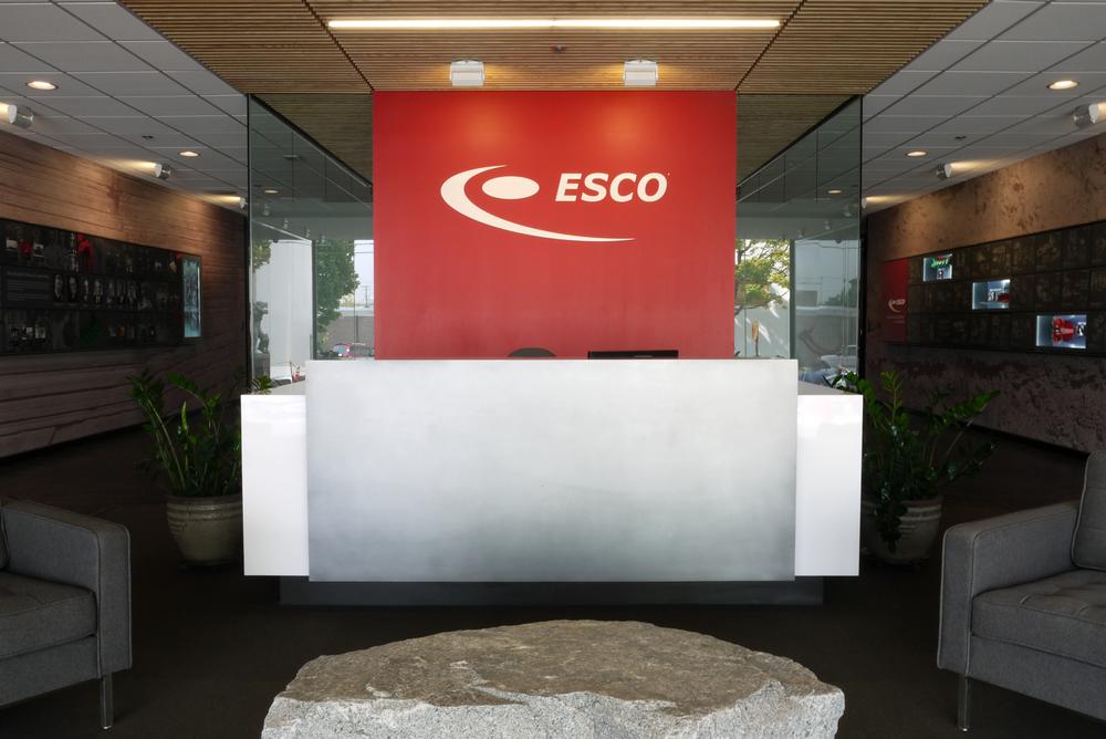 ESCO Corporation Lobby
