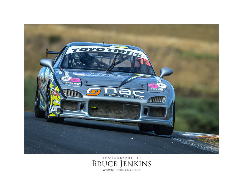 Brad Lathrope, Mazda Pro 7