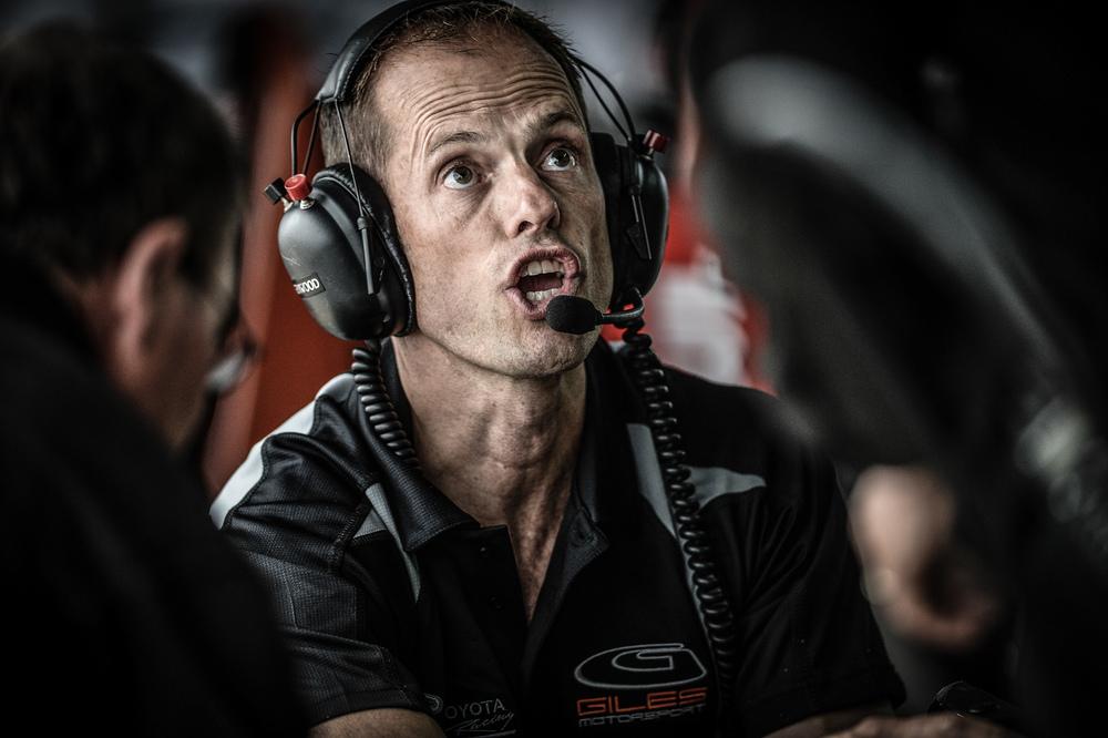 Steven Giles, Giles Motorsport, NZ