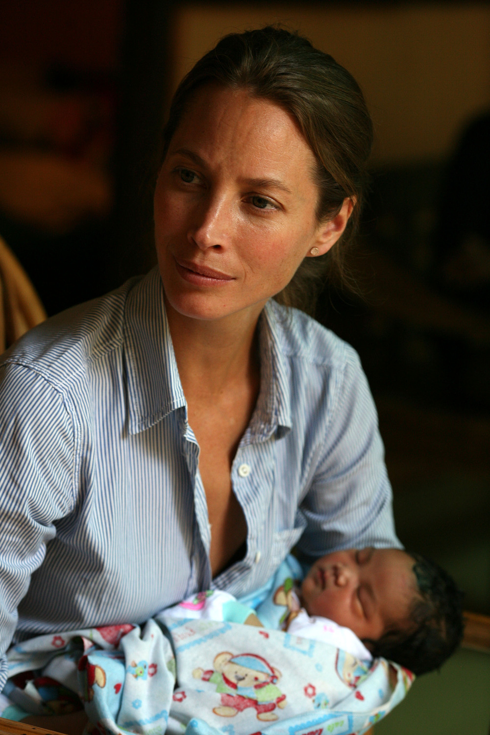 Christy Turlington Burns, founder of  Every Mother Counts