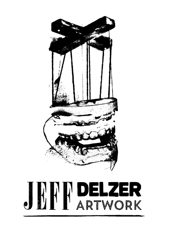 Jeff Delzer illustration