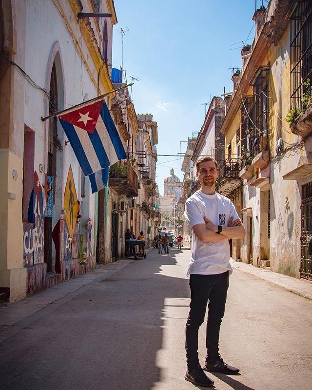 Cuba is cool! 🇨🇺