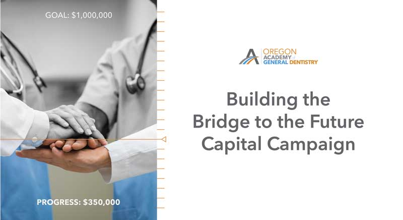 Building the Bridge to the Future Capital Campaign $$$ out of $1,000,000