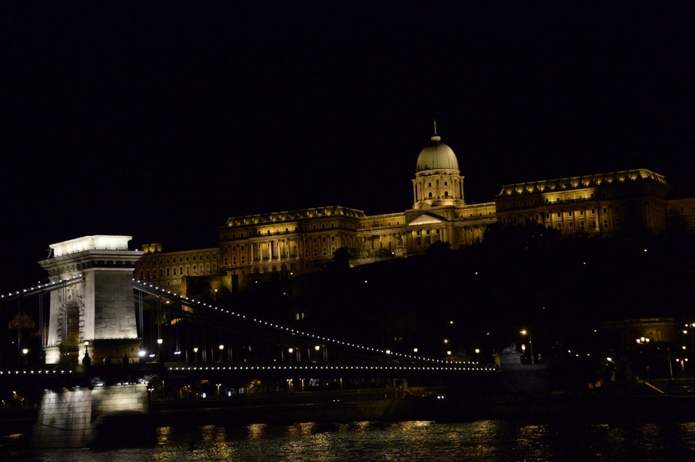 Chain Bridge and Buda Palace