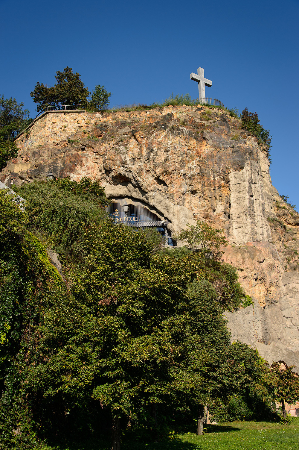 Rock Church in Budapest