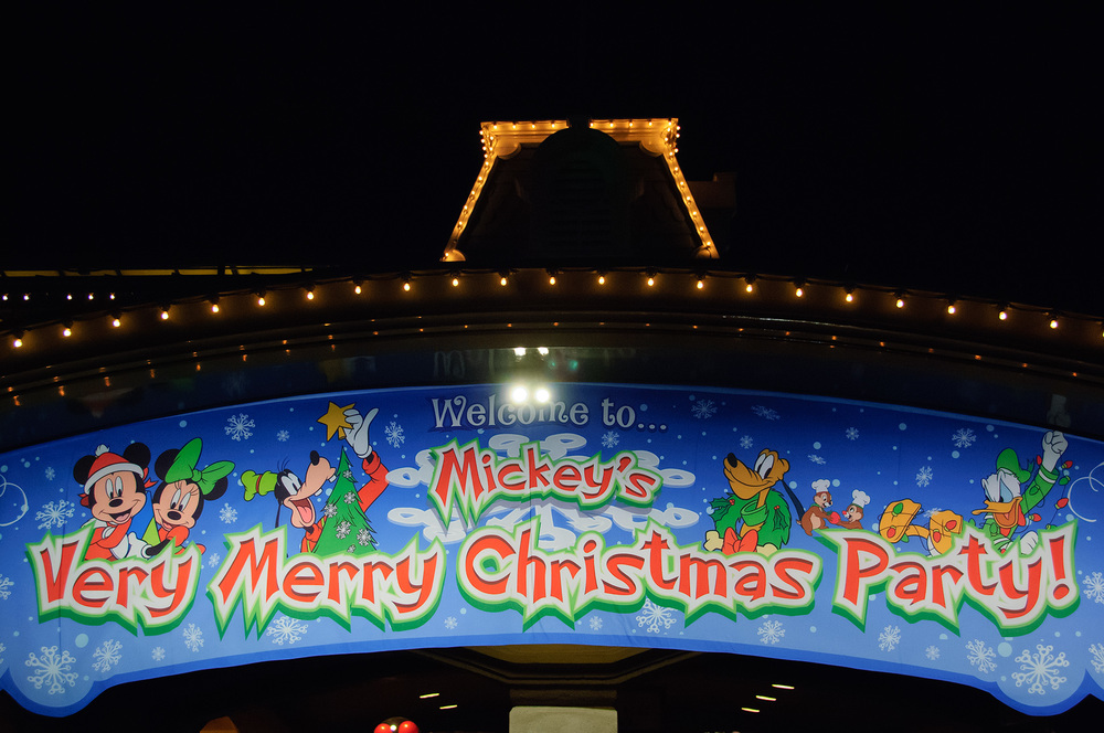Special events like Mickey's Very Merry Christmas Party can affect crowds, the concierge will know where to send you for the best experience!