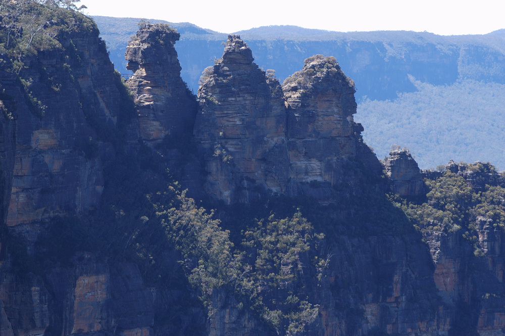 "Blue Mountains National Park ""Three Sisters"""