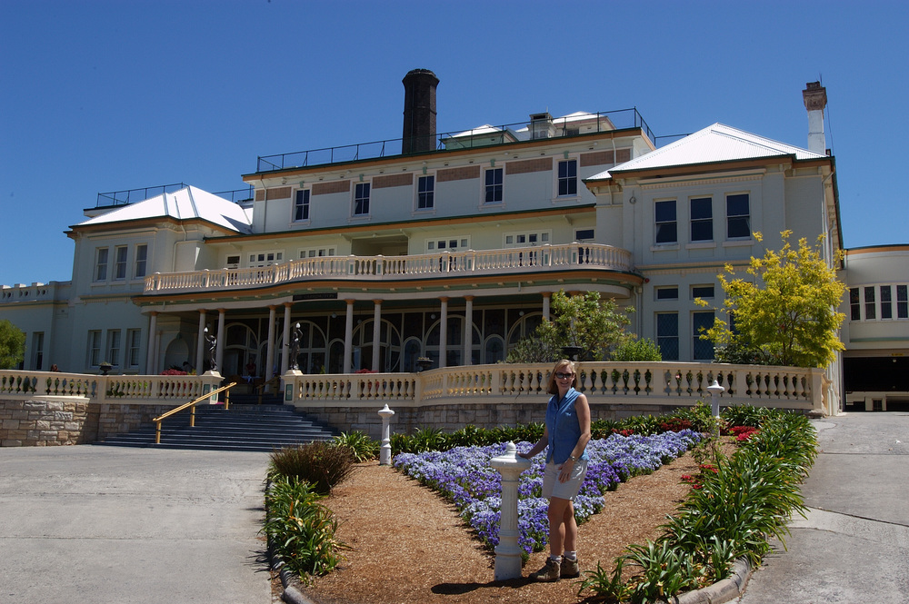 Carrington Hotel in Katoomba