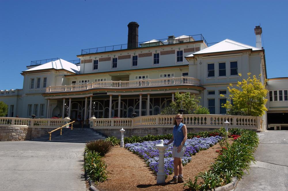 Carrington Hotel in Katoomba