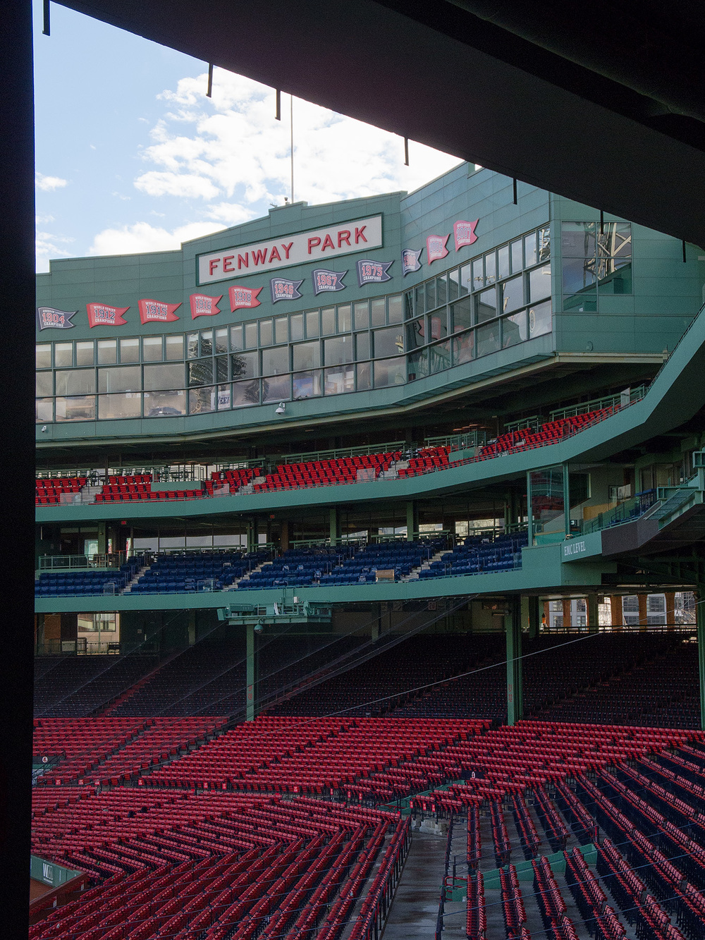 Fenway Park can be a challenging place to see a game with the highest ticket prices in the nation, and tiny seats facing every which way, but a tour takes you behind the scenes!