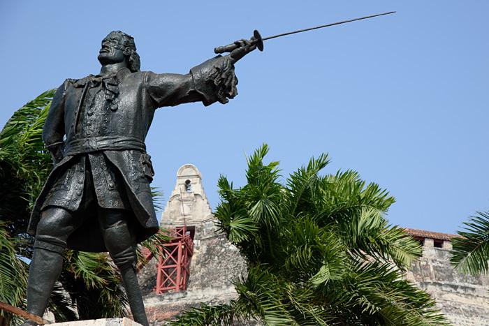 Admiral Blas De Lezo