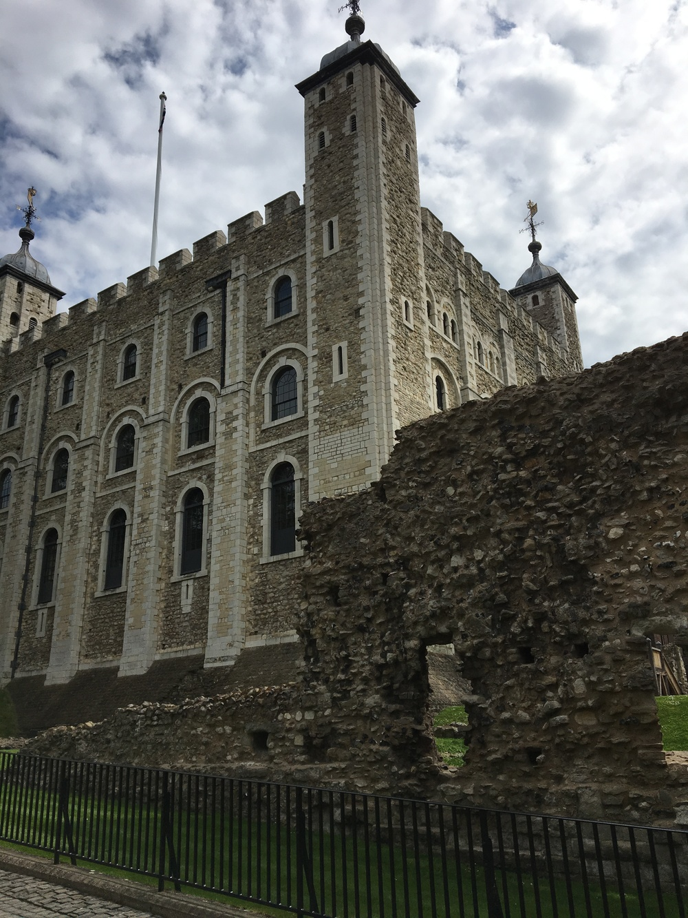 We prioritized a morning at the Tower of London with a docent from Context Tours, where we could experience history, architecture and the beautiful crown jewels.