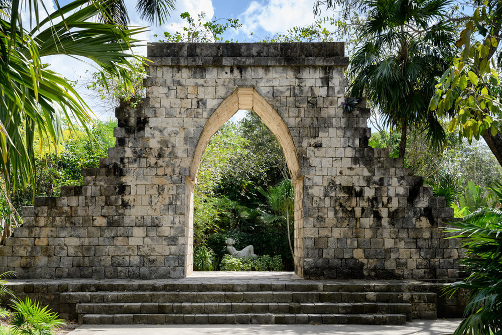 This Mayan ruin is located in a park in Cozumel, one of the places we will visit on our spring break cruise