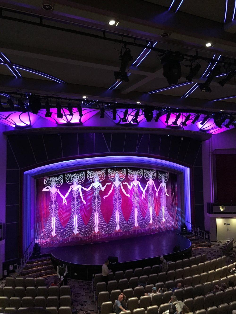 Platinum Theater decks 3 and 4 (k klofft)