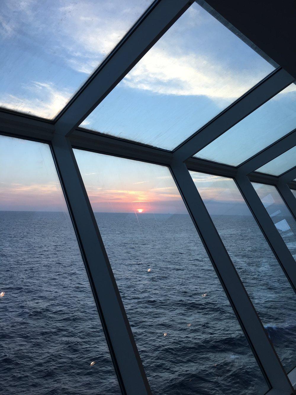 Windjammer, sunset view (k klofft)