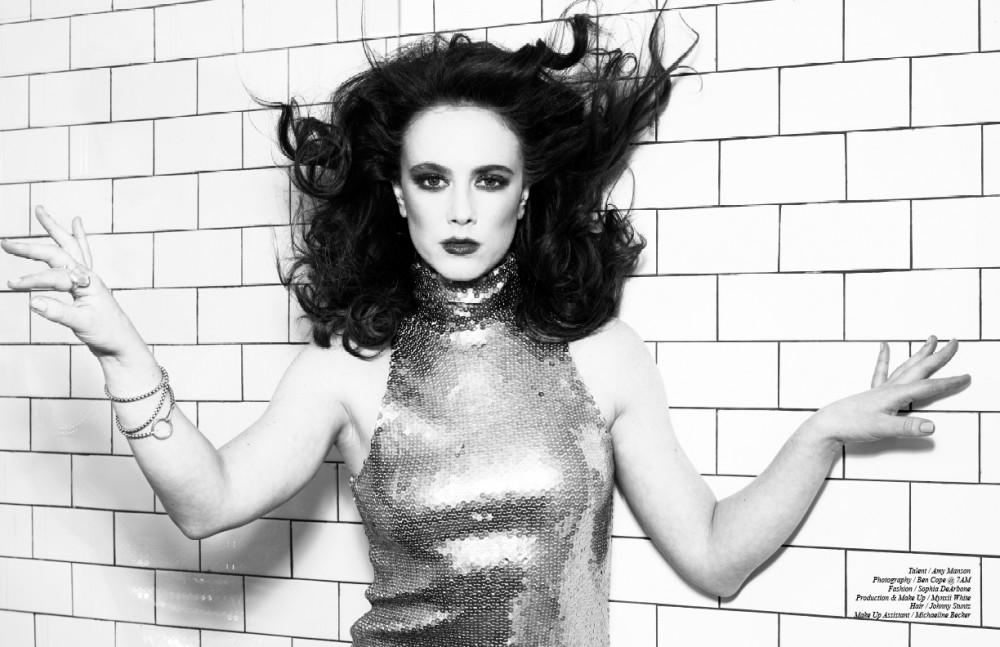Amy Manson / Schön! Magazine