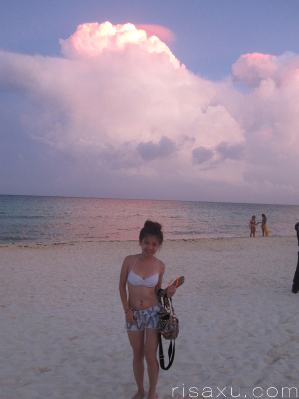 risa_xu_playa_del_carmen_sunset