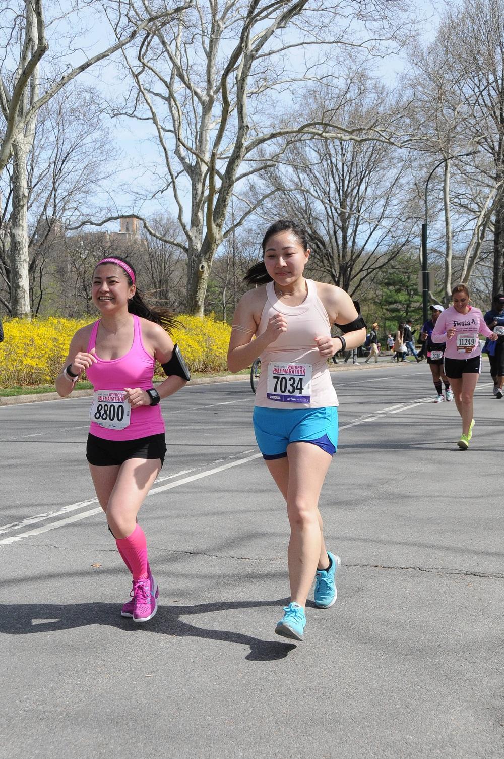 2015 more fitness shape half marathon risa alice