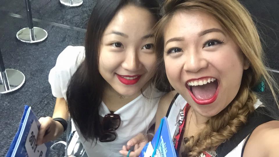 Risa Xu disneyland 2015 half pickup