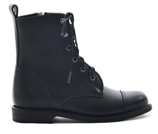 annie bing combat boots