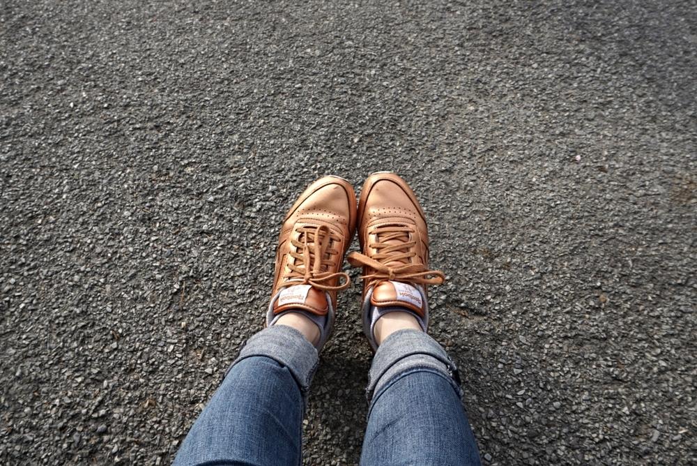 risa xu face stockholm reebok sneakers