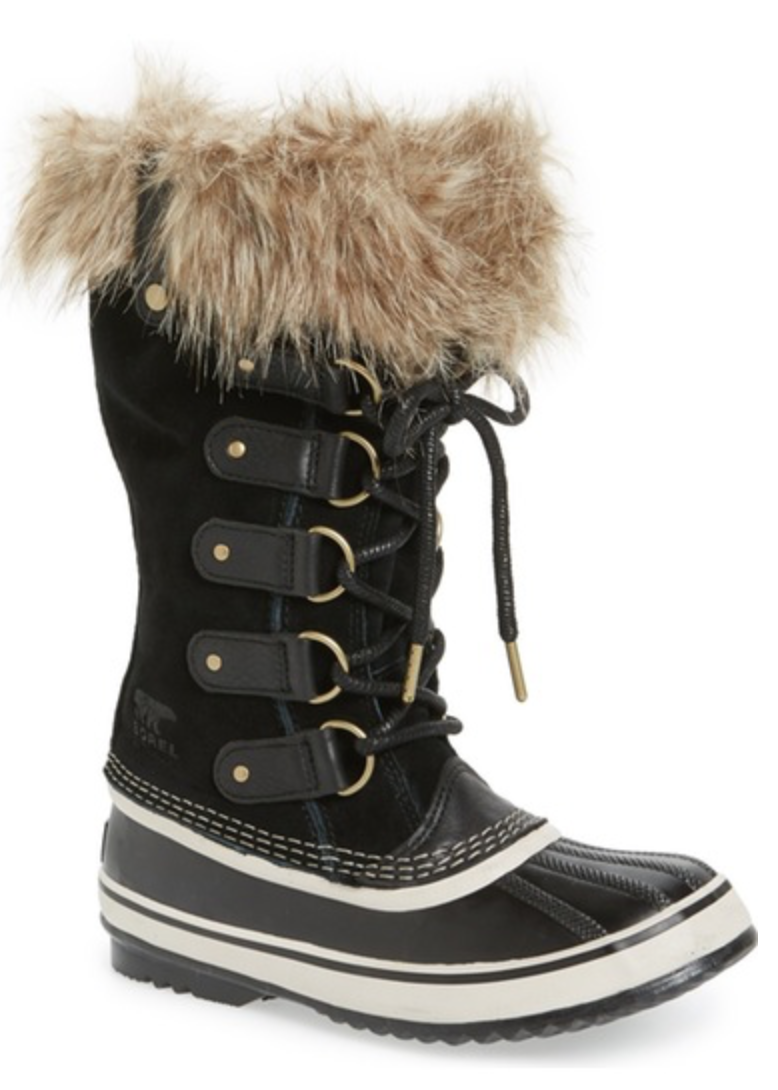 SOREL 'Joan of Arctic' Waterproof Snow Boot