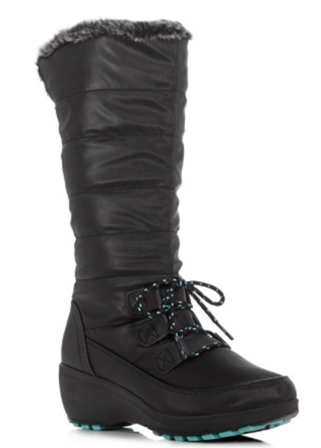 Khombu Ashton Cold Weather Tall Boots