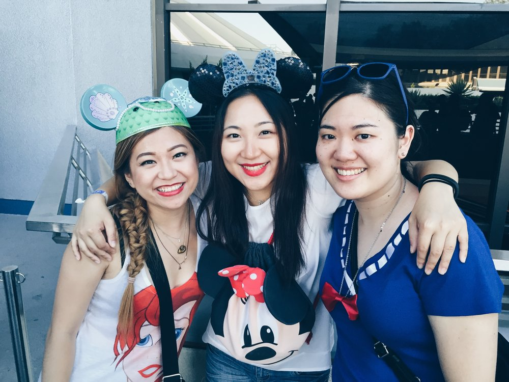 risa xu disneyland kate alice