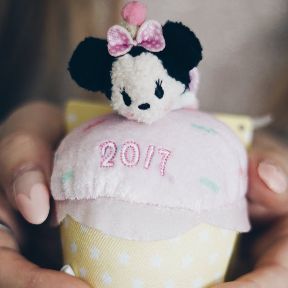 risa xu minnie tsum tsum 2017 birthday