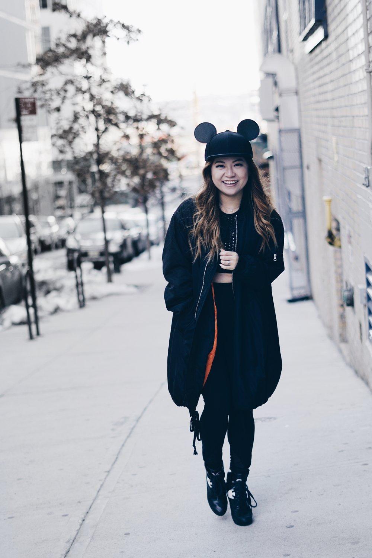 Risa Xu Disney Style