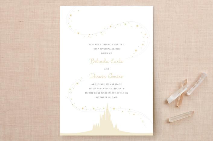 minted enchanted stars jody worthington invitations